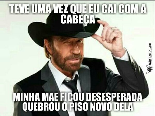 Chuck Norris Errou