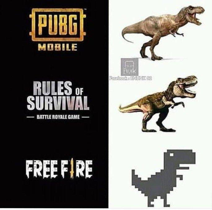 meme free fire