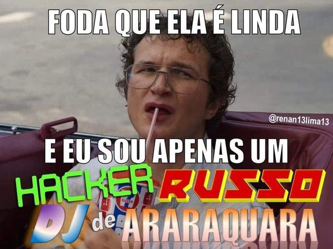 Hacker Russo de araraquara