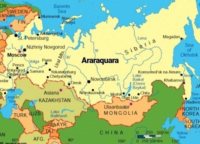 Araraquara Russia