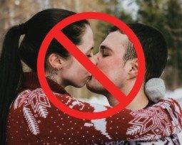 Amiga não beije esse homem