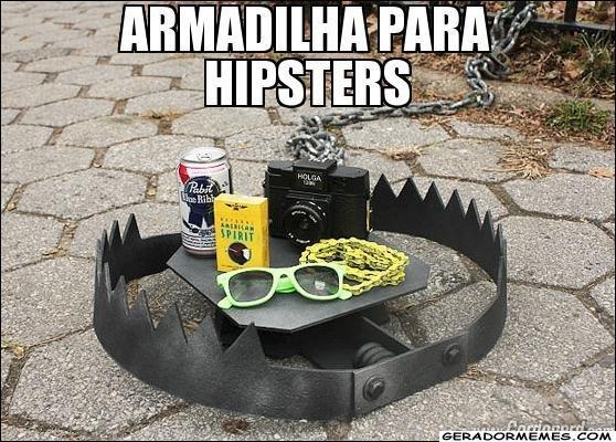 Armadilha para hipster
