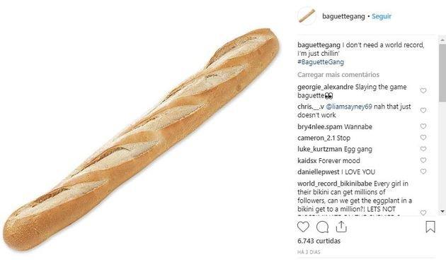 Baguette gang