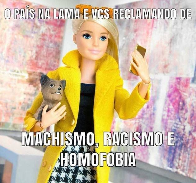 Barbie fascista 1