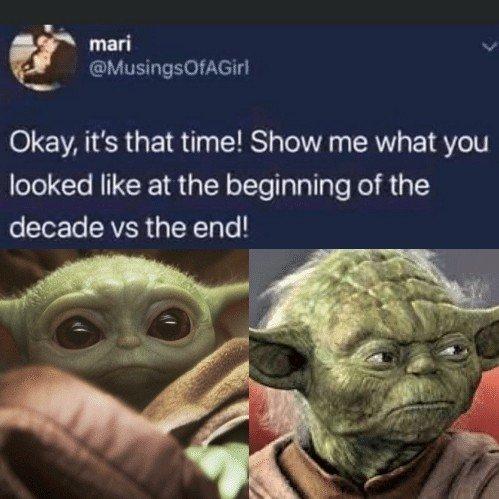 Meme No Começo da Década