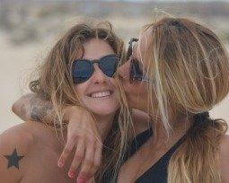 Significado de Beijo no Rosto