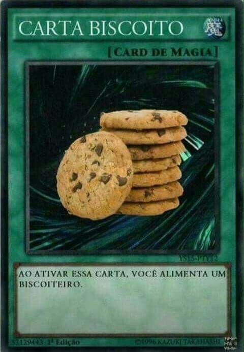 Carta biscoito