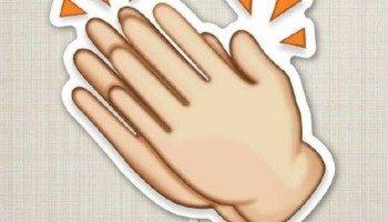 Significado do Emoji de Palmas 👏