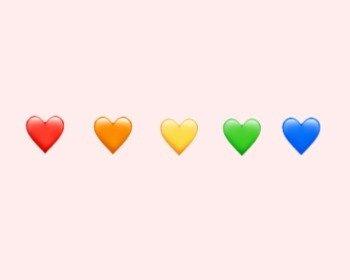 Emojis de coração