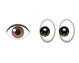Emojis de Olhos 👀