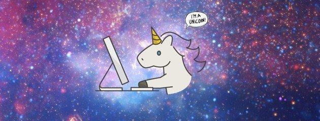 eu sou unicornio