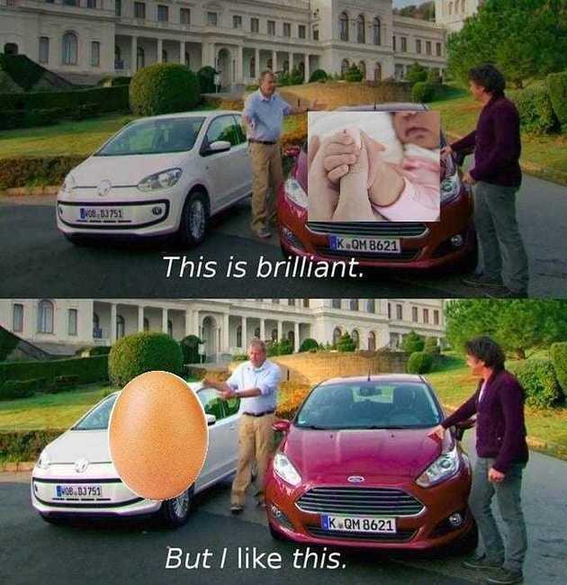 foto de ovo meme
