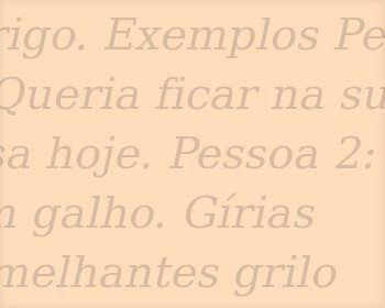 Galho