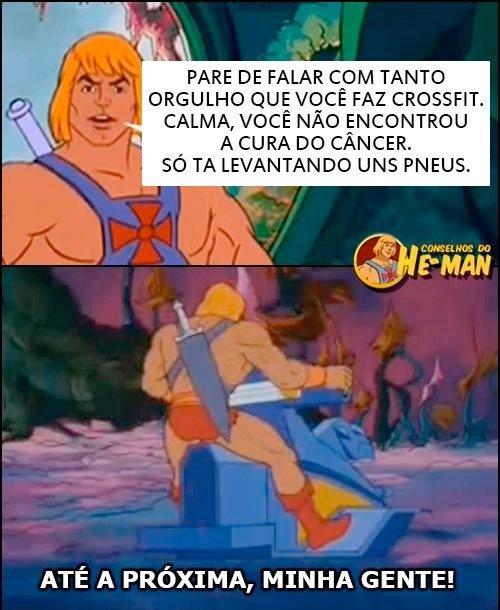 conselho do he-man
