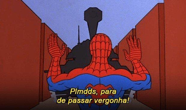 Homem aranha anos 60