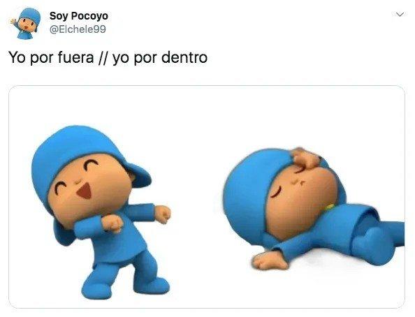 Meme Do Pocoyo Descubra Como Surgiu E Veja As Melhores Reacoes