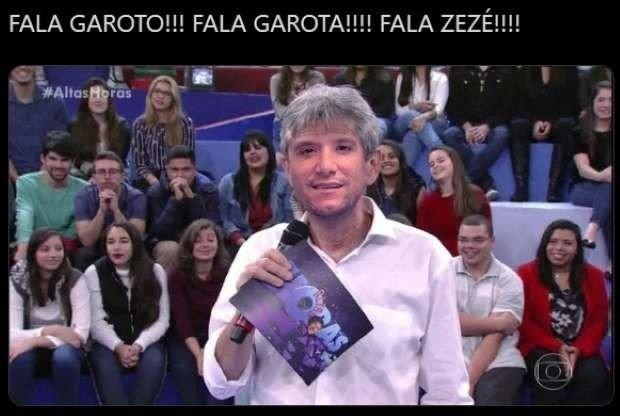 Meme Fala Zezé
