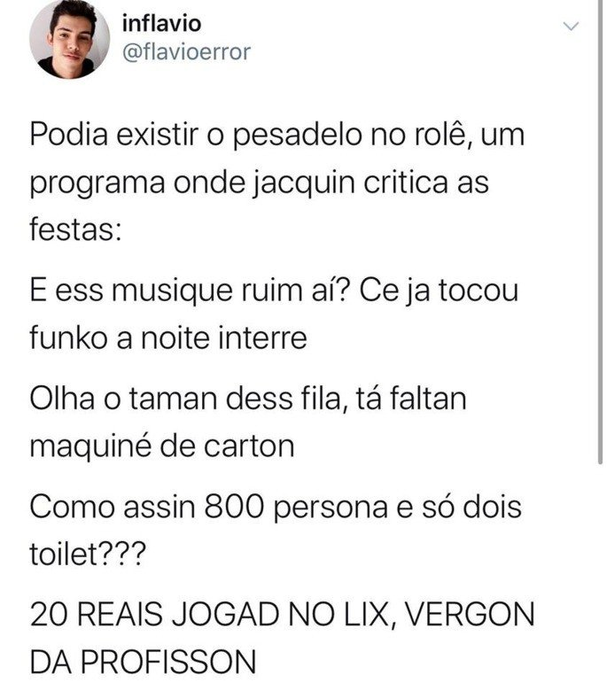 Meme do Jacquin
