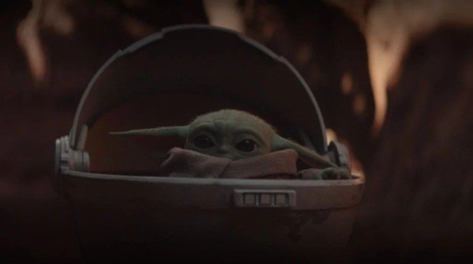 Bebê Yoda
