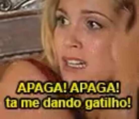 Meme Tá Me Dando Gatilho