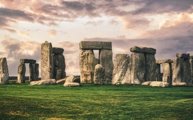 Monumento de pedra de Stonehenge