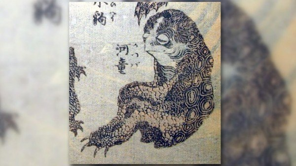 kappa mitologia japonesa