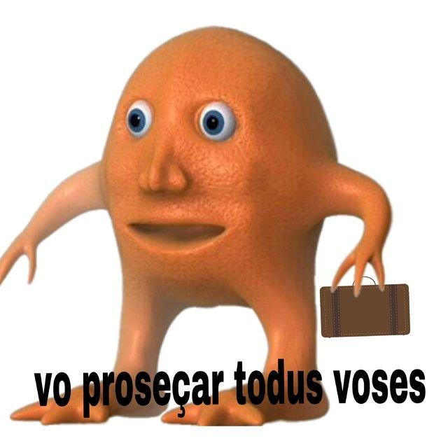 Laranjo meme processar