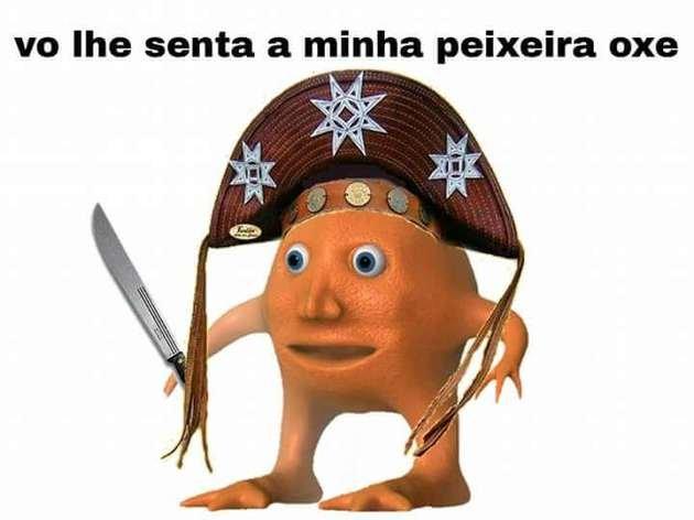 Laranjo meme
