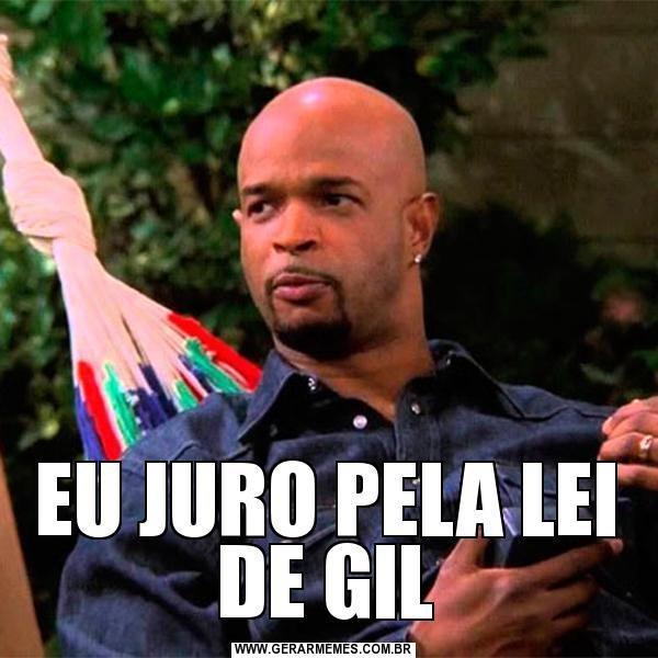 Lei de Gil meme