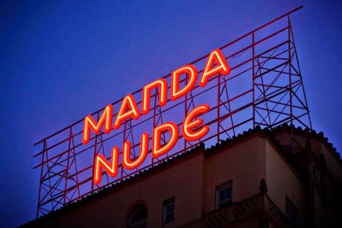 manda nudes meme
