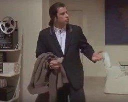 John Travolta Confuso