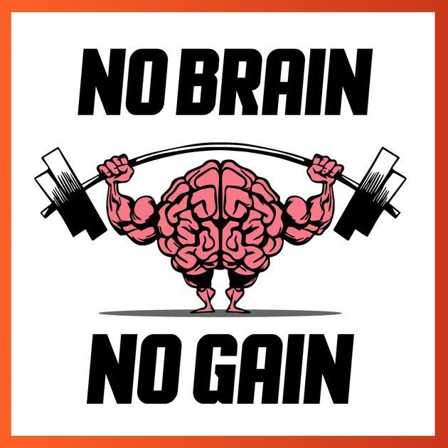 no brain no pain