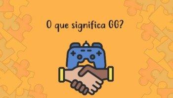 O que significa GG?