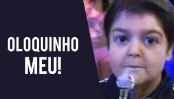 Olokinho meu: o áudio do mini Faustinho