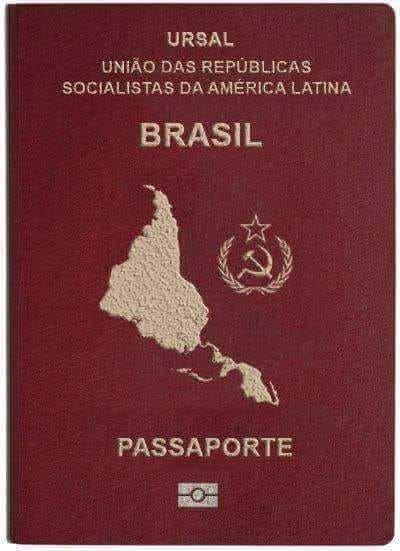 Passaporte Ursal