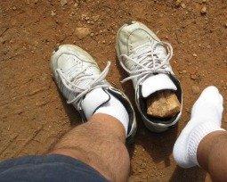Pedra no sapato