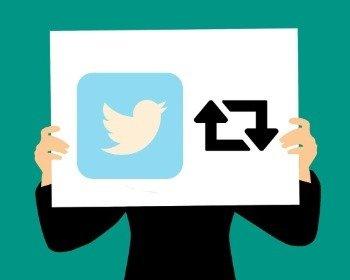 Significado de RT no Twitter