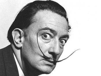 Artista Salvador Dalí