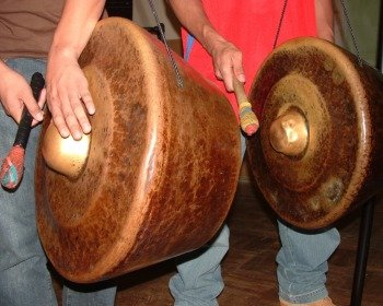Salvo pelo gongo