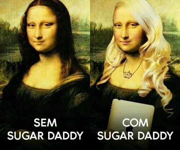 sugar daddy meme
