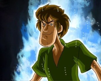 Shaggy's Power: O Salsicha Instinto Superior