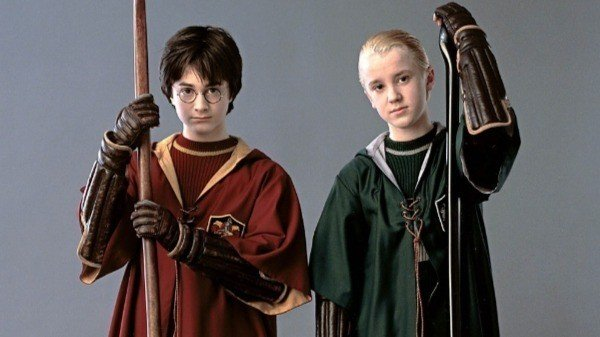 Harry e Draco
