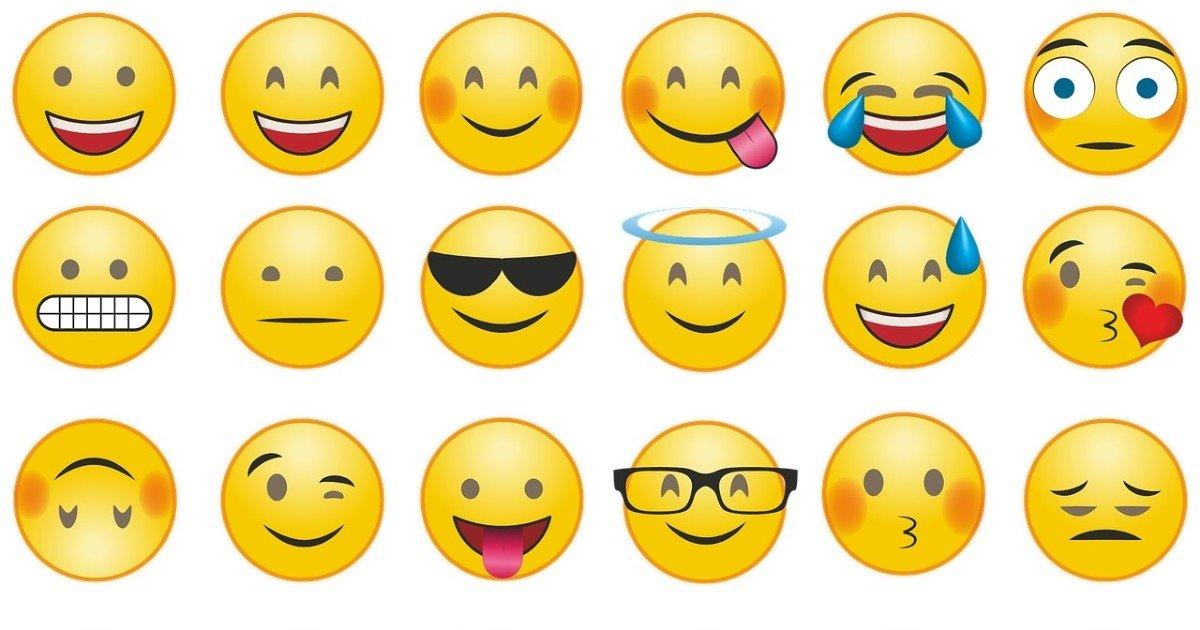 emoticon P