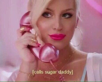 Sugar Baby e Sugar Daddy