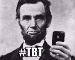 O que significa #TBT (ThrowbackThursday) e como usar