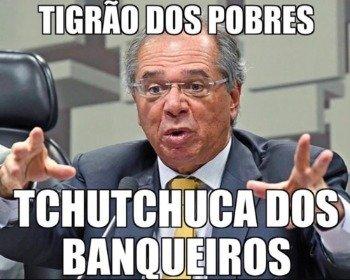 Tchutchuca dos Banqueiros