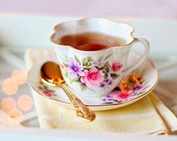 Uma colher de chá