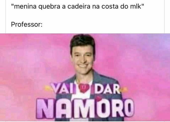 Meme vai dar namoro com o Rodrigo Faro