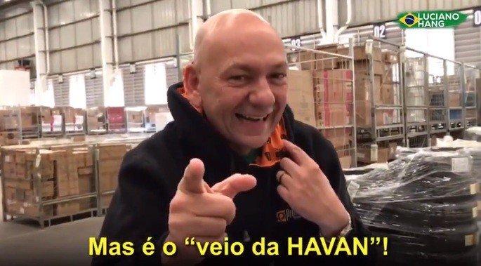 Véio da Havan